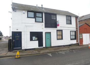 Thumbnail 2 bed terraced house to rent in Copperas Road, Brightlingsea, Colchester