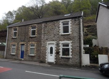 Thumbnail 2 bed semi-detached house to rent in Blaencuffin Road, Llanhilleth, Abertillery