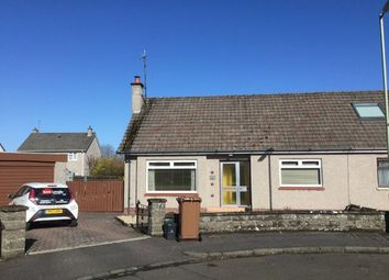 Thumbnail 2 bedroom semi-detached bungalow to rent in Luke Place, Broughty Ferry