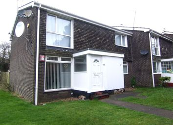 Thumbnail 2 bed flat to rent in Highburn, Cramlington