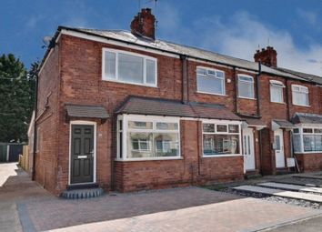 Thumbnail 3 bed terraced house for sale in Seaton Road, Hessle