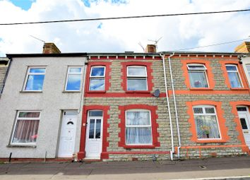 3 bed terraced house for sale in Bassett Street, Barry CF63