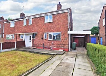 Thumbnail 2 bed semi-detached house to rent in Blacksmith Lane, Chesterfield
