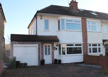 Thumbnail 1 bed terraced house to rent in Whitby Road, Ruislip Manor