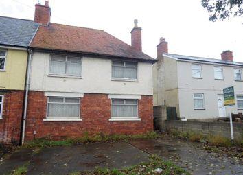 Thumbnail 3 bed semi-detached house for sale in Pinehurst Road, Swindon