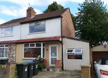 Thumbnail 3 bedroom terraced house for sale in Woodlands Road, Edmonton