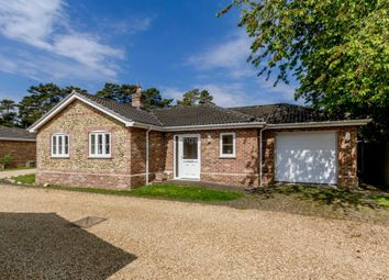 Thumbnail 3 bed detached bungalow for sale in Holm Oak Gardens, Swaffham