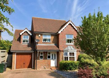 Thumbnail 4 bed detached house for sale in Vanessa Way, Bexley