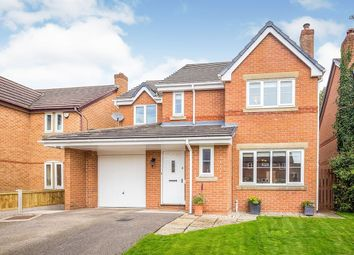 4 bed detached house for sale in Cromwell Close, Penyffordd, Chester CH4