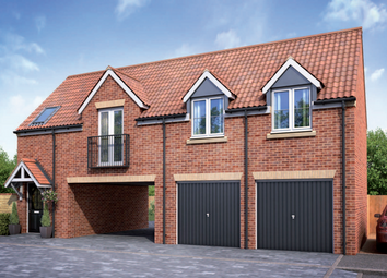 Thumbnail 2 bed maisonette for sale in Huntingdon, Barleythorpe Road, Oakham, Rutland