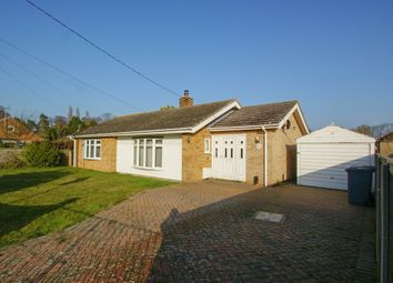 Thumbnail 3 bedroom detached bungalow for sale in Linden Close, Aldeburgh