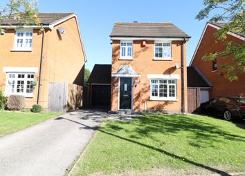 Thumbnail 3 bed detached house to rent in Westgrove Avenue, Shirley, Solihull