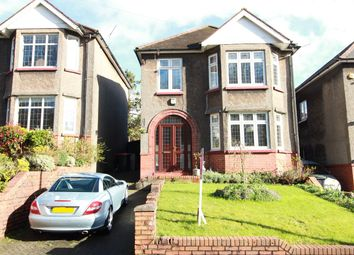 3 bed detached house for sale in Beechwood Road, Newport NP19