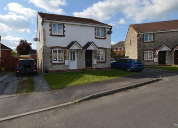 Thumbnail 2 bed semi-detached house for sale in Parc Morlais, Llangennech, Llanelli