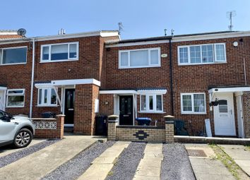Thumbnail 2 bed terraced house for sale in Columbine Close, Marton-In-Cleveland, Middlesbrough