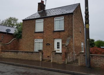 Thumbnail 3 bed cottage for sale in Eastwyns, Town Street, Upwell, Wisbech, Cambridgeshire
