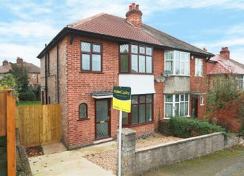 Thumbnail 3 bed semi-detached house to rent in George Road, Carlton, Nottingham