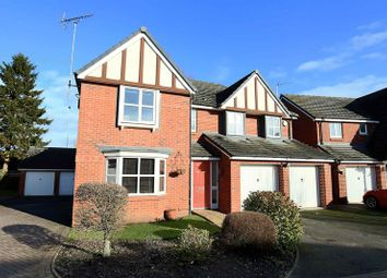 Thumbnail 5 bed detached house for sale in Bridgeford Grove, Great Bridgeford, Stafford