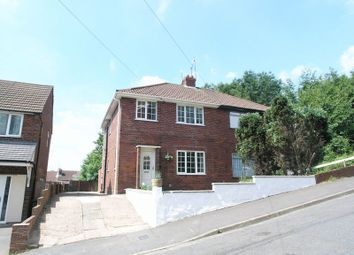 Thumbnail 3 bedroom semi-detached house for sale in St. James's Terrace, Dudley