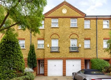 Thumbnail 4 bed terraced house for sale in Russell Close, London