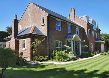 Thumbnail 5 bedroom detached house for sale in Grove Pastures, Lymington, Hampshire