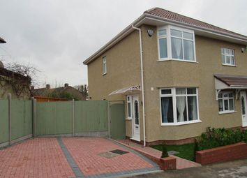 Thumbnail 2 bedroom semi-detached house to rent in Bishopthorpe Road, Westbury On Trym, Bristol