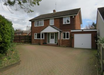 4 bed detached house for sale in Marsh Road, South Walsham, Norwich NR13