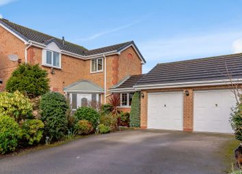 Thumbnail 4 bed detached house for sale in Tiptree Close, Liverpool