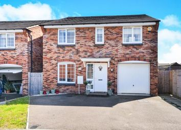 Thumbnail 4 bed detached house for sale in The Fields, Rainworth, Mansfield, Nottinghamshire