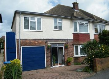 Thumbnail 5 bed semi-detached house for sale in William Road, Caterham, Surrey