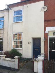 Thumbnail 2 bed terraced house to rent in Castle Road, Kirby Muxloe