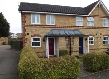 Thumbnail 2 bed property to rent in Keeble Way, Braintree