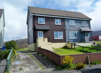 Thumbnail 3 bed semi-detached house for sale in Leveruburgh, Isle Of Harris