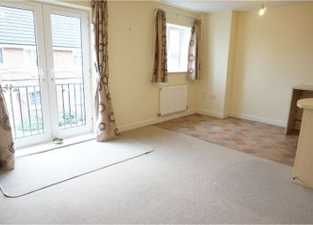 Thumbnail 2 bedroom flat to rent in 8 Hickling Close, Nottingham