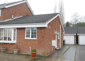 Thumbnail 2 bed semi-detached bungalow for sale in Hare Farm Avenue, Farnley