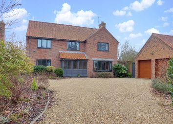 Thumbnail 4 bed detached house for sale in Church End, Gedney, Spalding, Lincolnshire.
