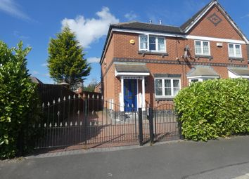 Thumbnail 3 bedroom semi-detached house for sale in Carville Road, Blackley, Manchester
