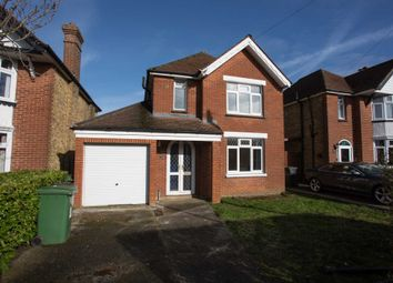 Thumbnail 3 bed detached house to rent in Cranborne Avenue, Maidstone, Kent