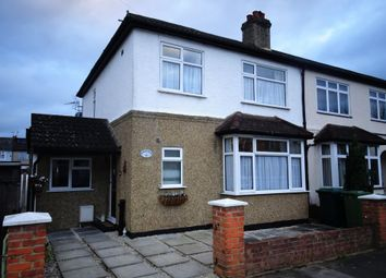Thumbnail 4 bed semi-detached house for sale in St Hildas Avenue, Ashford