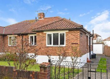 Thumbnail 2 bed semi-detached bungalow for sale in Pinewood Drive, Orpington, Kent