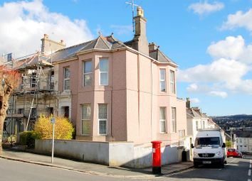 Thumbnail 5 bedroom end terrace house for sale in Salisbury Road, Lipson, Plymouth