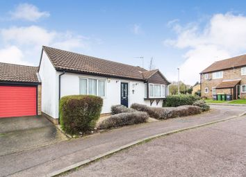 Thumbnail 2 bed detached bungalow for sale in Repton Close, Luton