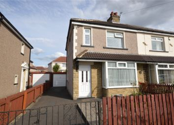 Thumbnail 3 bed semi-detached house for sale in Ridgeway, Shipley, West Yorkshire