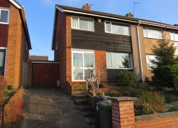 Thumbnail 3 bed semi-detached house for sale in Hounds Road, Chipping Sodbury, Bristol
