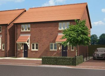 Thumbnail 2 bed semi-detached house for sale in Plot 39 Farefield Close, Dalton, Thirsk