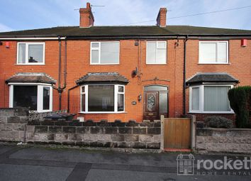 Thumbnail 3 bedroom terraced house to rent in Cobden Street, Wolstanton, Newcastle-Under-Lyme