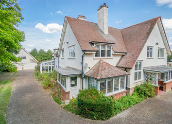 Thumbnail 5 bed detached house for sale in Baldock Road, Royston