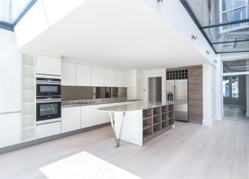 Thumbnail 5 bed terraced house for sale in Tournay Road, Fulham Broadway, Fulham, London