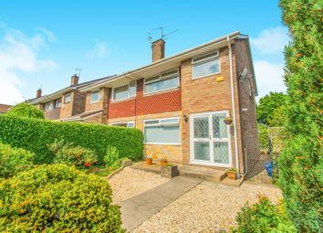 Thumbnail 3 bed semi-detached house for sale in Greenhill Road, Sebastopol, Pontypool