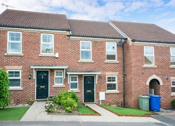 Thumbnail 2 bed town house for sale in Mulberry Croft, Hollingwood, Chesterfield